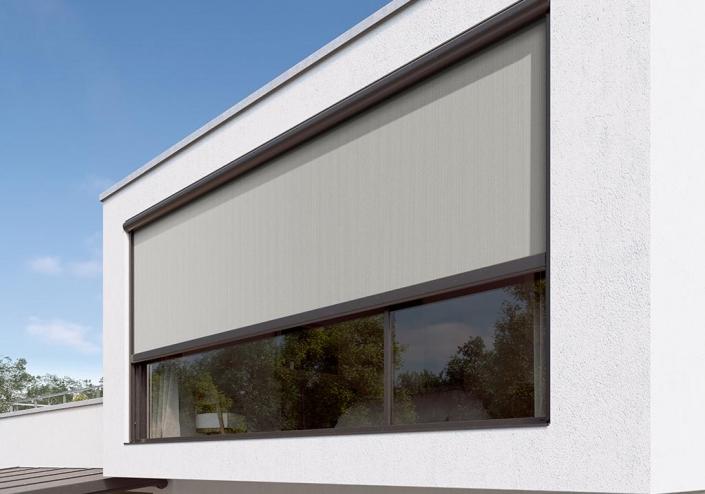 Κάθετη τέντα για παράθυρα markilux 776 – 876